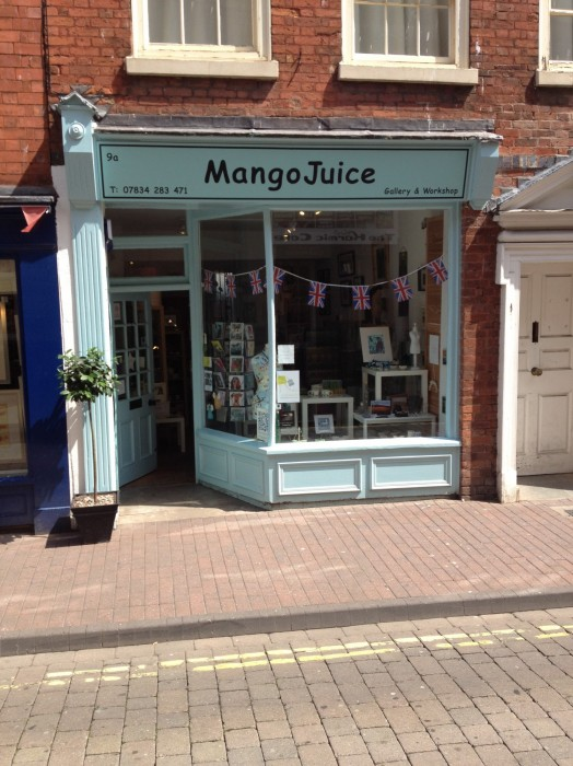 Visit New Street Worcester