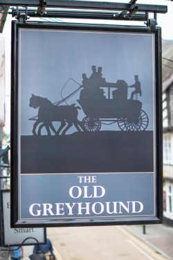 The Old Greyhound